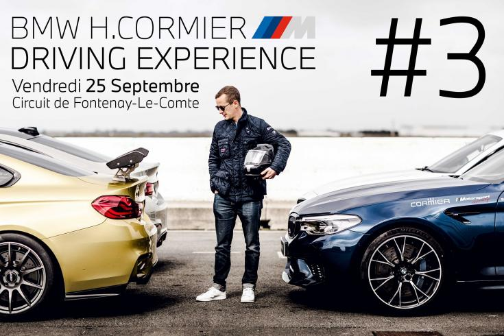 BMW H.Cormier Driving Experience #3
