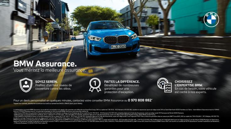 BMW ASSURANCE BY ESCAT