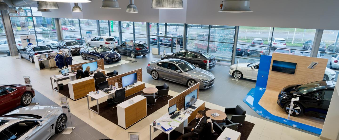 Concession BMW AXXIA BOURGES