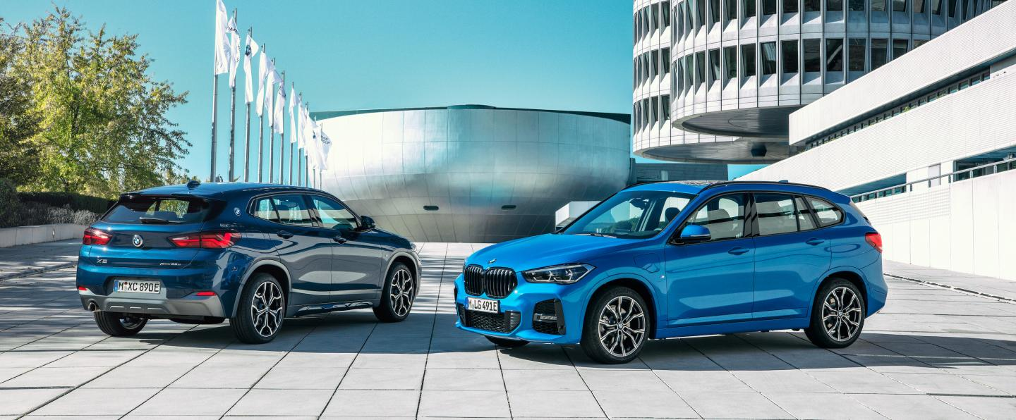 NOUVELLE BMW X2 HYBRIDE RECHARGEABLE