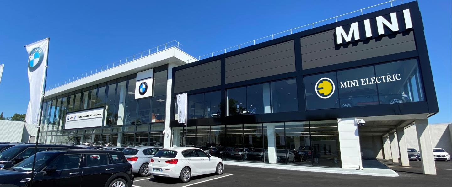 Concession BMW Edenauto Premium